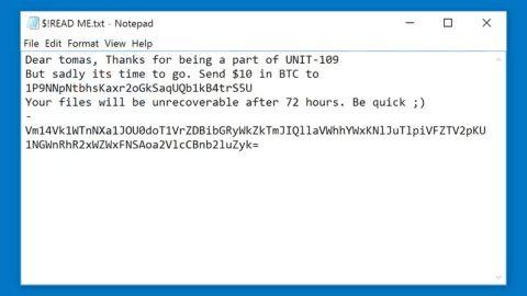 UNIT09 Ransomware thumb