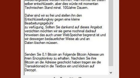 Herbst Ransomware thumb