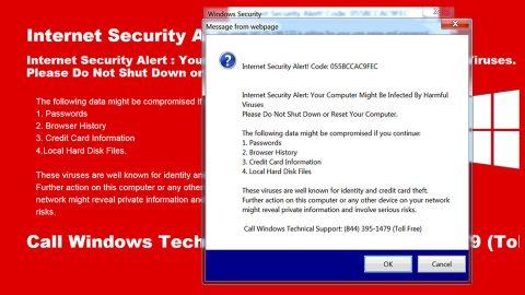 Internet Security Alert Code 055BCCAC9FEC thumb