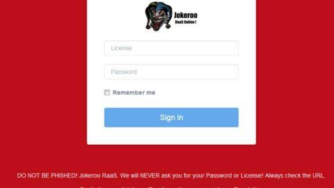 Jokeroo Ransomware thumb