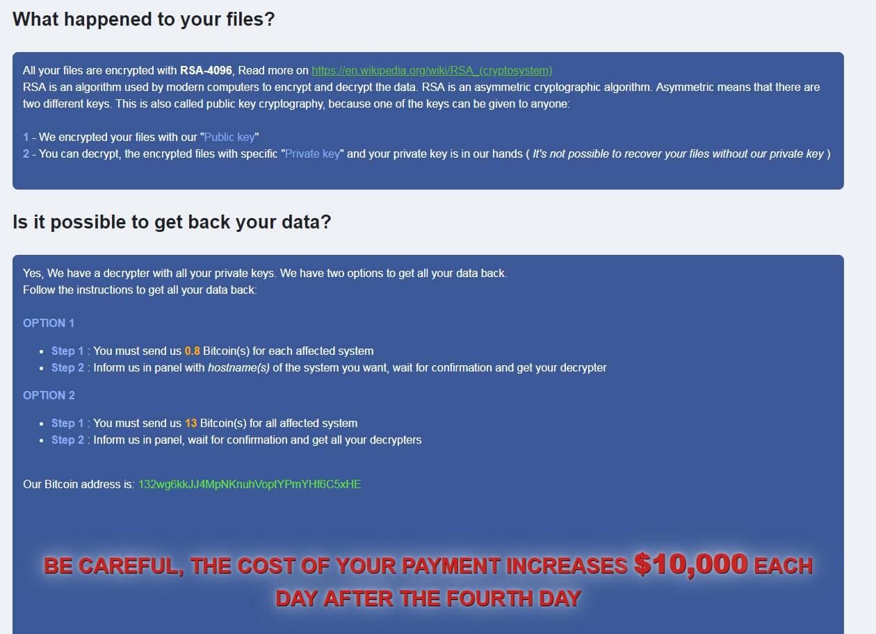 How to Terminate Enc_robbinhood Ransomware (Crypto-Malware/Ransomware)