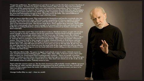 George Carlin Ransomware thumb