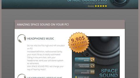 Uninstall Space Sound Pro thumb