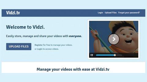 Vidzi tv Redirect thumb