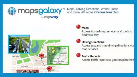 MapsGalaxy Toolbar Hijacker thumb