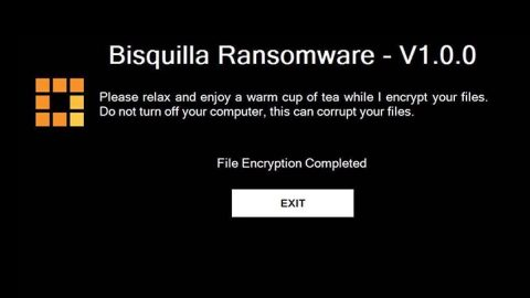 Bisquilla Ransomware thumb