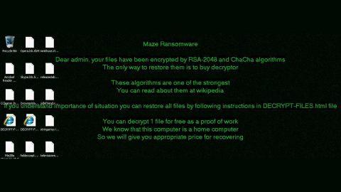 ChaCha Ransomware thumb