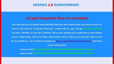 Virus Hermes Ransomware thumb