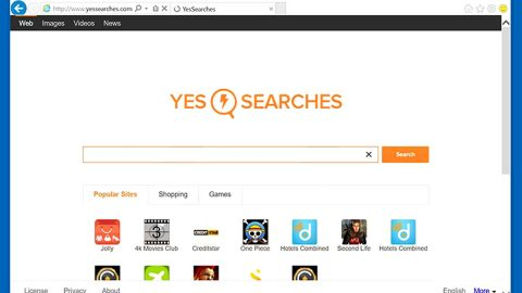 YesSearches com Redirect thumb