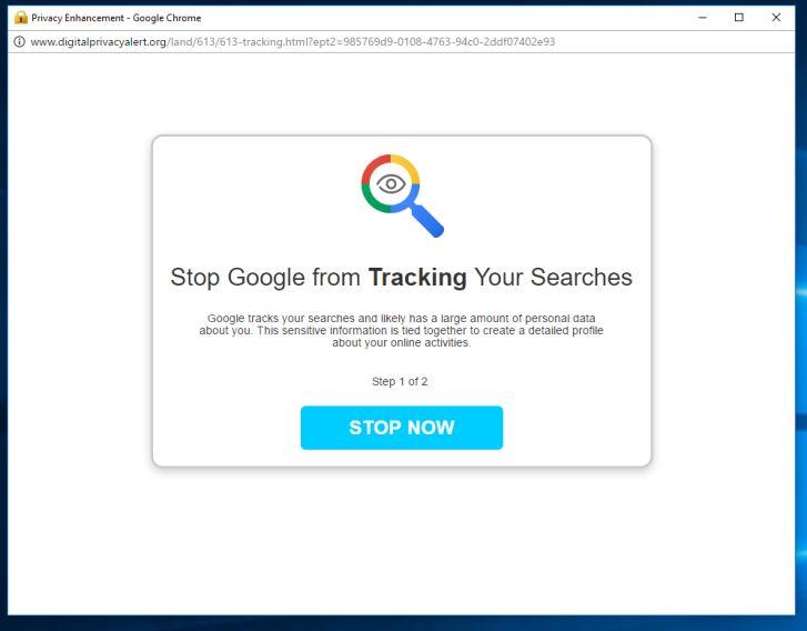 Digitalprivacyalert Scam