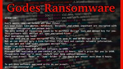 Godes Ransomware thumb