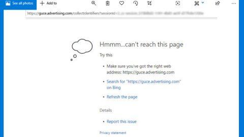 Guce.advertising.com Pop-ups thumb