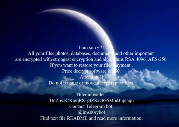 Ims00ry Ransomware