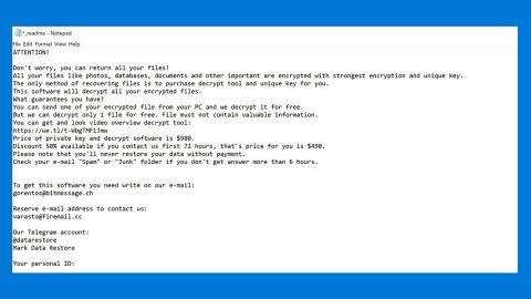 Lokas Ransomware Crypto-Malware thumb