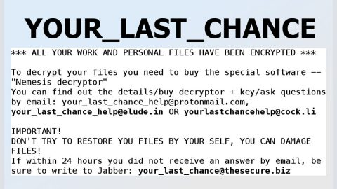 YOUR_LAST_CHANCE Ransomware thumb