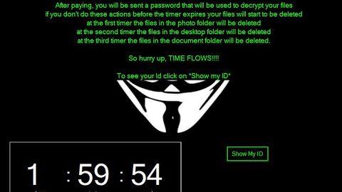 Syrk Ransomware thumb