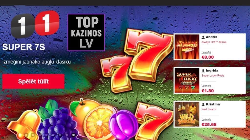 11.lv Casino Ads Adware
