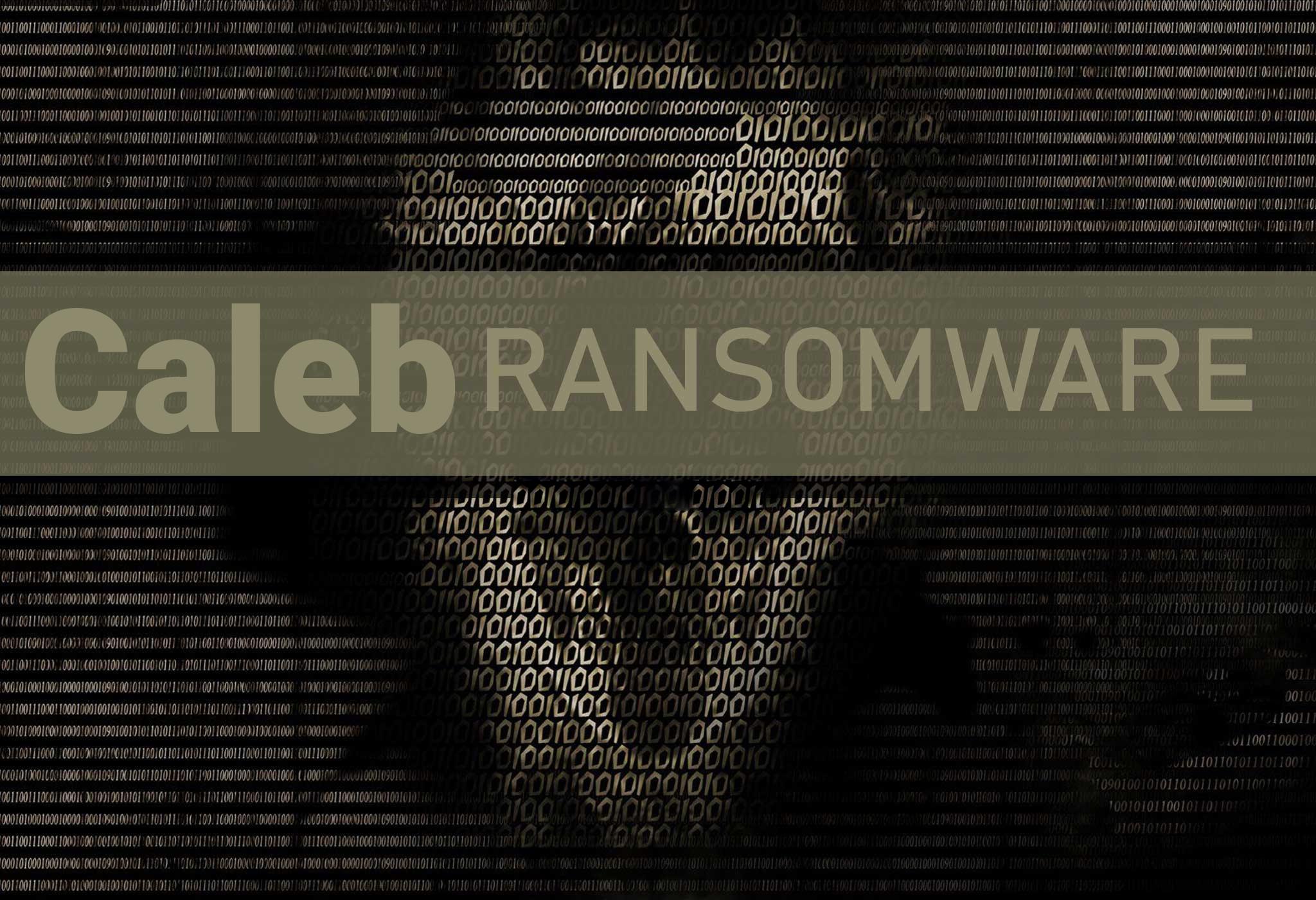 Caleb Ransomware