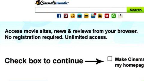 CinemaFanatic Toolbar thumb