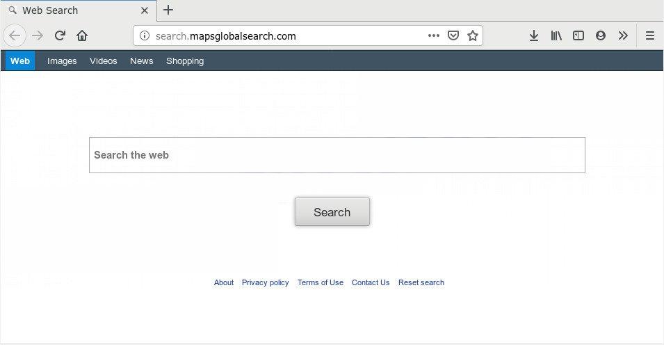 Search.mapsglobalsearch.com Hijacker