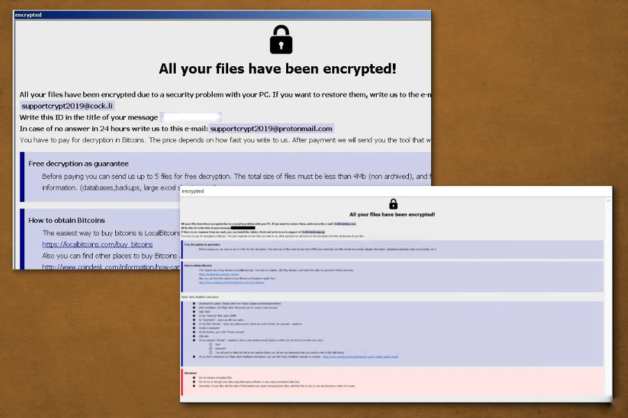 Terminate Adame Ransomware