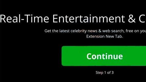 Entertainment News Now Toolbar thumb